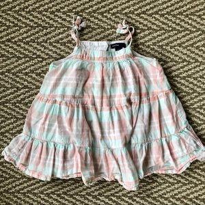 Baby Gap pastel dress